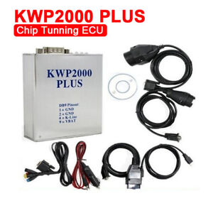 Kwp2000 Plus Ecu Flasher Eeprom Chip Tuning Pro grammer Reader Obd Obd2 Tool Kit
