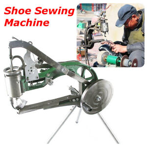 Us Hand Sewing Shoe Cobbler Making Leather Repair Professional Manual Machine