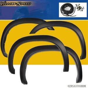 Fit For 02 08 Ram 1500 03 09 Ram 25003500 Factory Style Wheel Fender Flare Fits 2004 Dodge Ram 1500