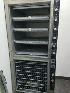 Piper Oven Op 4 jj And Proofer For Baking Bread