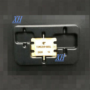 1pc Tim5359 80sl Microwave Power Gaas Fet 5 3ghz To 5 9ghz
