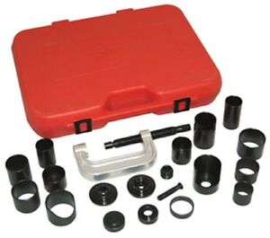 Atd Tools 8699 Master Ball Joint Service Set 21pc