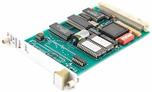 Ludl Lep 73000400 Microscope Controller Rs232 Interface Card Plug in Module