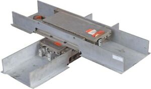 Anorad Industrial Xy 2 axis Linear Positioning Stage 14 x5 1 2 Table Assembly