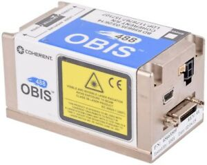 Coherent Obis 488 20 Ls 488nm 20mw Cw Continuous Wave Solid state Laser 1178767