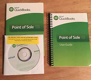 Intuit Quickbooks Qb Pos Point Of Sale 12 0 Software 1 User Digital Delivery