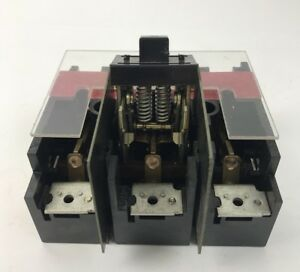 Westing House Ds161r Type Ds Disconnect Switch 600 V Ac 250 Dc Amp 30