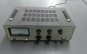 Keithley 148 Nanovoltmeter Power On Test As Is