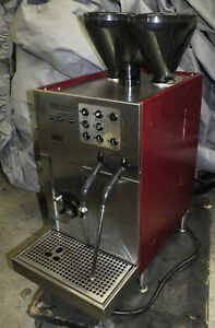 Franke Ecolino Espresso Cappuccino Super Automatic Coffee Maker Grinder Brewer