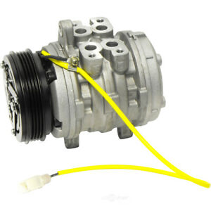 Geo Tracker Suzuki Sidekick Swift 1989 To 1998 New Ac Compressor Co 10685dc