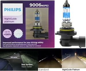 Philips X Treme Vision 9006 Hb4 55w Two Bulbs Head Light Low Beam Replacement Oe