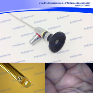 Richard Wolf 8672 435 2 7mm 70 Degrees Panoview Plus Autoclavable Arthroscope