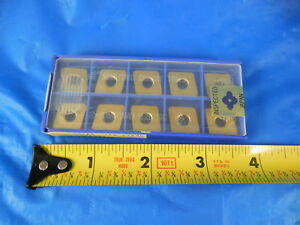 10 Pcs New Sumitomo Cnma 434 Ac110g Carbide Inserts Machine Shop Tooling Tools