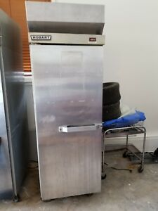Hobart Restaurant Comercial Single Door Refrigerator