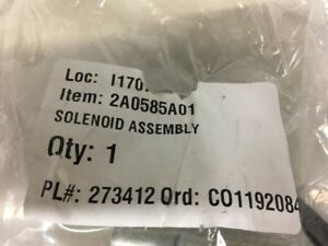 New Hoshizaki Solenoid Assembly 2a0585a01 For Ice Machine 8488 Oem