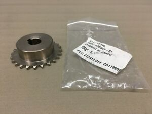 New Hoshizaki Sprocket Small 435557 01 8495 Ice Machine Chain Drive Gear Oem