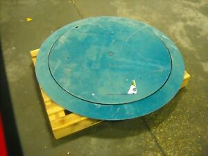 Industrial Lazy Susan For Paint Booth