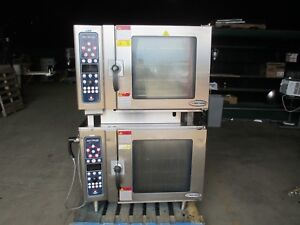 Alto Shaam 7 14 Esi Double Stack Electric Combi Oven 208v 3ph