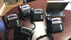 Xblue Network Office Phones 7 Used 6 Line Phone Network