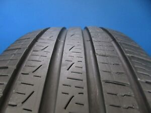 One Used Pirelli Cinturato P7 All Season Plus 205 55 16 7 8 32 Tread 1286b