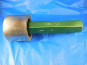 2 8341 Class Xx Smooth Pin Plug Gage 2 8125 0216 Oversize 2 13 16 Tooling