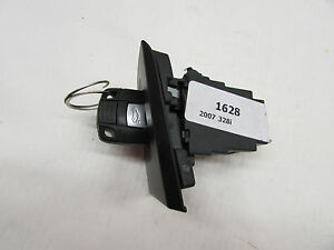 2007 Bmw 328i Smart Key Ignition Switch 6 954 719 10 Oem 07 08 09 10 11 12 13 14