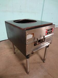 master Range Heavy Duty Commercial Stock Pot Stove range With Jet Ring Burner