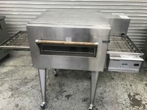 Electric Conveyor Pizza Oven 18 Belt Lincoln 1132 8477 Commercial Baking