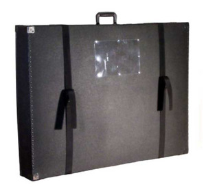 275 Omni Telescoping Hard Trade Show Case 41 X 31 X 6