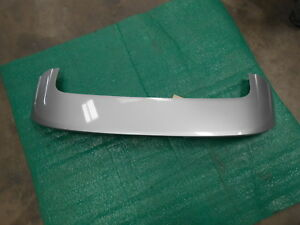 Ford Focus Brake Light Tailgate Deck Lid Spoiler 2012 2014 Bm51 A44210 Oem Gray