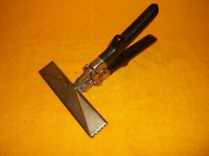 Malco S6 6 Hvac Sheet Metal Bender Hand Seamer Siding Break Tool