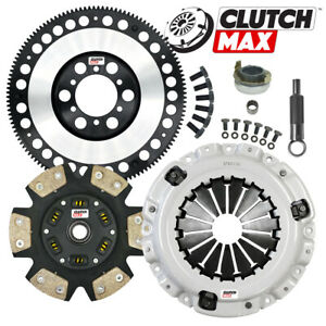 Stage 3 Clutch Kit lightened Racing Flywheel Fits 2004 11 Mazda Rx8 Rx 8 6 speed