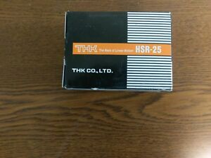 Thk Hsr25 Linear Bearing Slide Guide Block Hsr25 New Still Wrapped In Box