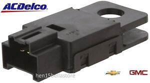 New Acdelco Gm Original D1586h Brake Light Lamp Pedal Switch For Chevy Gmc Truck