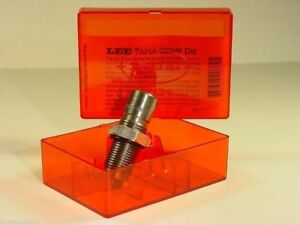 Lee Taper Crimp Die 38 Special 357 Magnum New In Box #90781