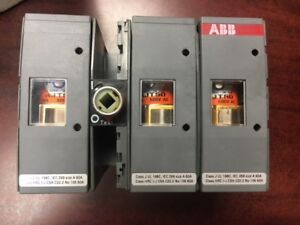 Abb 1sca022499r5990 Switch Fuse