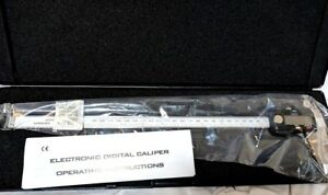 0 12 0 300mm 4 key Digital Electronic Calipers new Ds
