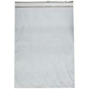 Pack Of 100 6 Poly Mailer Bags 14 5 X 19 Perfect For Clothing Books Toys