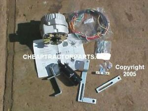 8n Ford Tractor Conversion Kit Cheap 12v 1950 1952 For Side Mount Distributors