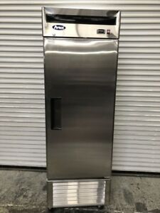 New 1 Door Reach In Refrigerator Atosa Mbf8505 8505 Commercial Cooler Nsf Food