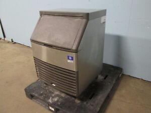 manitowoc Qy0134a Hd Commercial 140lbs Air Cooled Under Counter Ice Cube Maker