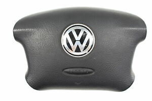 1999 2000 2001 2002 2003 Vw Eurovan T4 Front Left Steering Wheel Air Bag