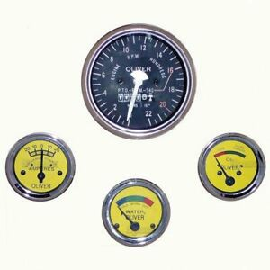 Gauge Set Oliver Super 55 100575a