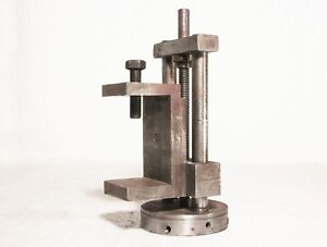 Metal Lathe Vertical Milling Attachment