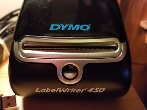 Dymo Labelwriter 450 Turbo Thermal Label postage barcode Printer See Note