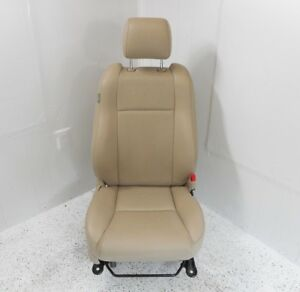 04 06 Toyota Solara Coupe Front Passenger Right Heated Seat Electric Oem Leather