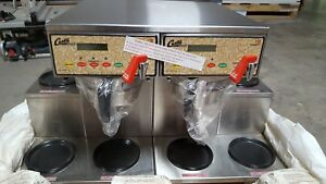 Wilbur Curtis Concourse Alpha 3gt With Dual Brewer And 6 Warming Plates