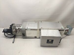 Waters Micromass Zmd Quadrupole Hexapole Chamber Assembly Mass Spectrometer