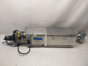 Waters Micromass Lcz Quadrupole Hexapole Chamber Assembly Mass Spectrometer