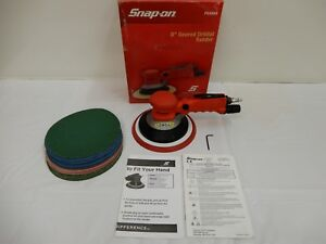 Snap On Ps4809 8 Geared Adjustable Grip Sanders Never Used